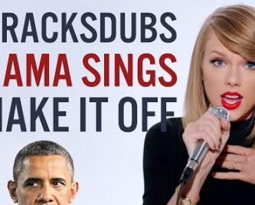 barack obama shake it off