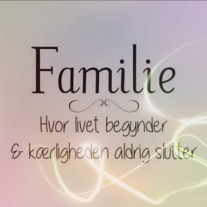 citater om familie og kærlighed Familie   hvor livet begynder   DAGENSDELER.DK citater om familie og kærlighed
