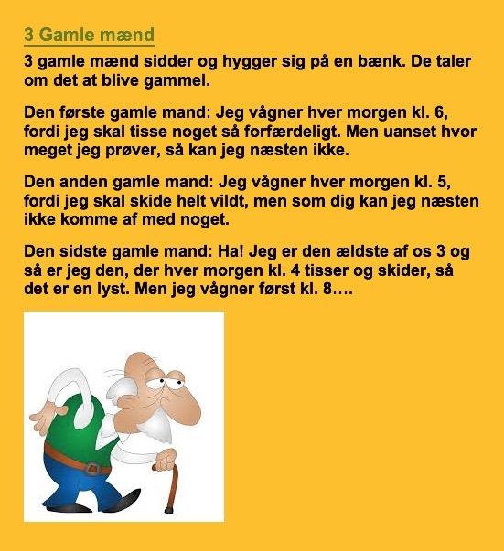 Dr koncertsal sjove gamle danske ord