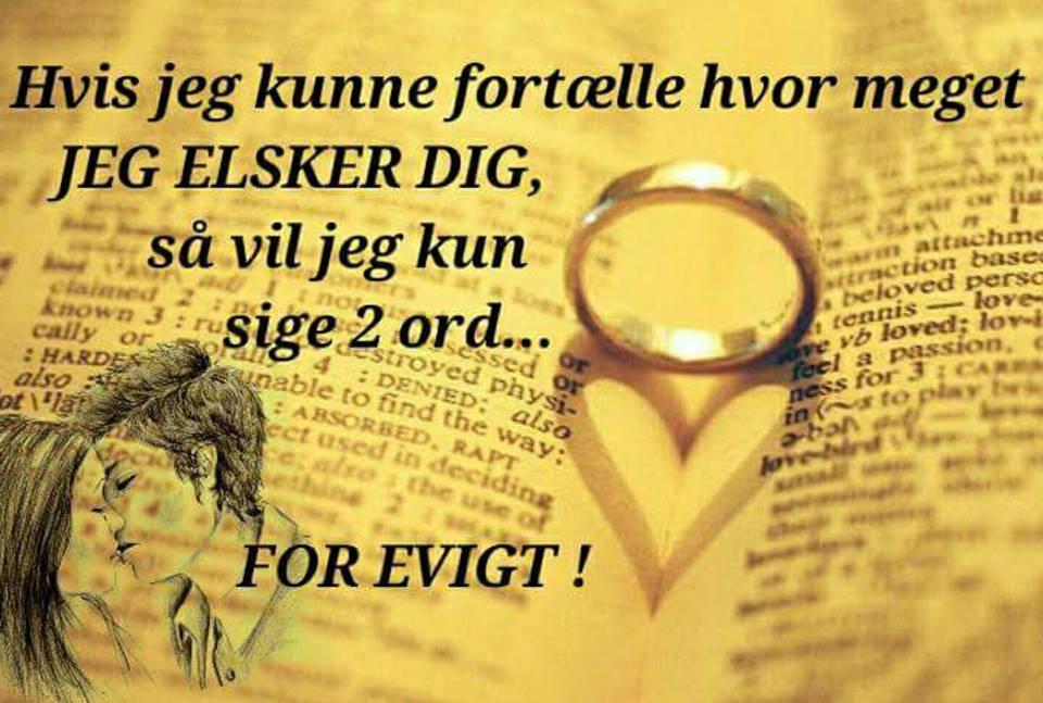 For evigt - DAGENSDELER.DK