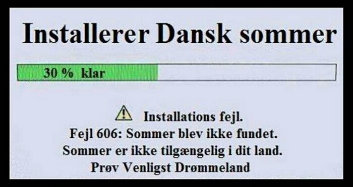 sommer citater Installerer dansk sommer   DAGENSDELER.DK sommer citater